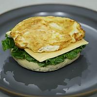 爱美减肥人士的最爱:奇亚贝果鸡肉汉堡的做法图解22