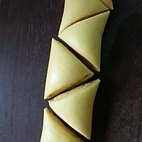 奶香南瓜花式馒头的做法图解2