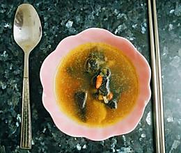灵芝乌鸡汤的做法
