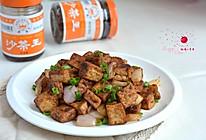 【沙茶美食】沙茶豆腐的做法