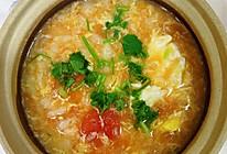 【家常菜】番茄鸡蛋疙瘩汤的做法