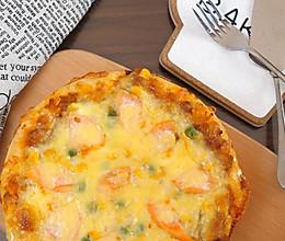自制奶酪披萨的做法