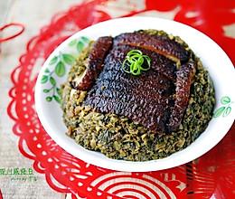 【三蒸九扣】四川咸烧白#盛年锦食.忆年味#的做法