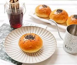 香甜松软——奶香豆沙包的做法