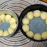 超松软的杏仁片牛奶面包#松下烘焙魔法世界#的做法图解5