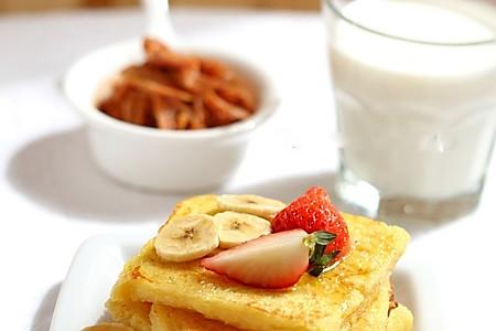 早餐——法式煎土司的做法