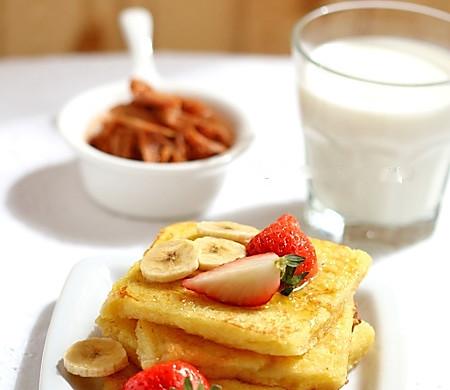 早餐——法式煎土司