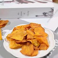 烤红薯片的做法图解5