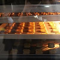 咖啡饼干#KitchenAid的美食故事#的做法图解10