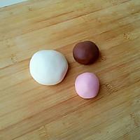 糖桂花猫爪汤圆的做法图解4