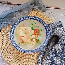 黄磊同款—萝卜丝煎蛋汤