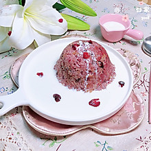 椰浆香糯八宝饭