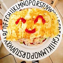网红蛋包饭