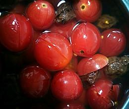 梅子小番茄(圣女果)的做法