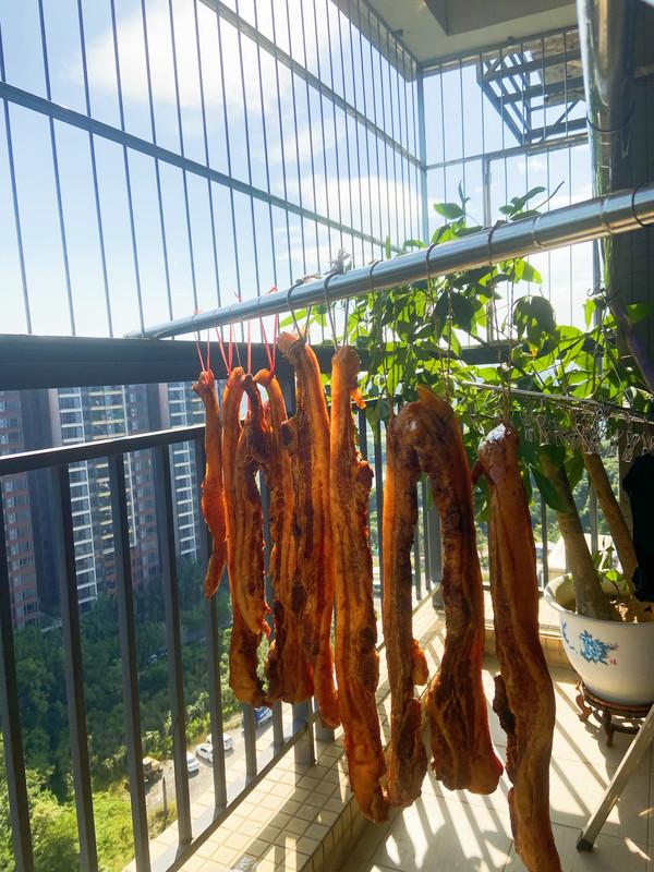 秋冬必备香喷喷的广东腊肉的做法