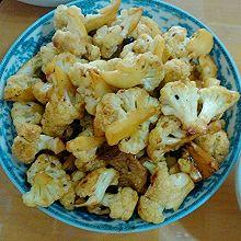 干锅豆豉花菜