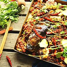 COUSS(卡士)烤箱CO-750A食谱之豆豉烤鱼