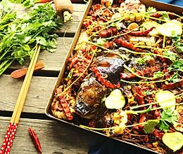 COUSS(卡士)烤箱CO-750A食谱之豆豉烤鱼的做法