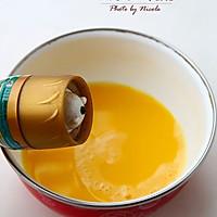 火腿芝士鸡蛋卷的做法图解4