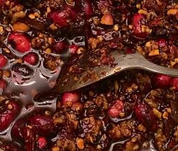 脆皮花生麻辣酱的做法