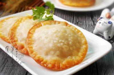 饺子皮小馅饼