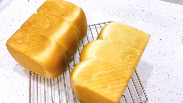 ‼️一次发酵㊙️奶香十足的手撕面包的做法