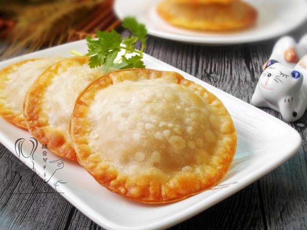 饺子皮小馅饼的做法