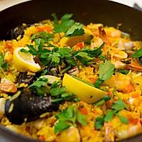 西班牙海鲜饭Paella