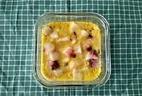 微波炉食谱:桃子燕麦布丁的做法