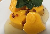 蜂蜜桂花南瓜糕的做法