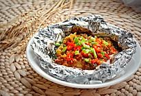 锡纸烤脑花:四川重口味的做法