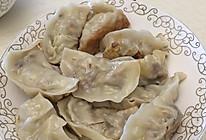猪肉冬菇白菜煎饺的做法