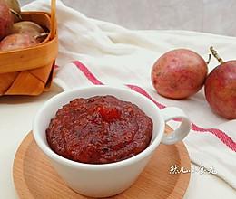 百香果果酱—果壳果肉一起熬的做法