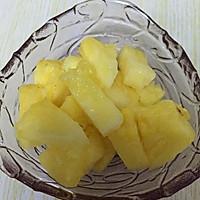 菠萝咕咾虾的做法图解6