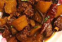 香菇排骨炖土豆的做法