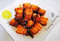 #美食视频挑战赛# 脆皮烤五花肉的做法
