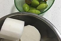 青榄白萝卜瘦肉汤的做法