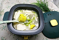 时蔬汤的做法