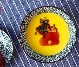 『家夏』鸡蛋羹的做法 口感嫩滑  宝宝营养辅食