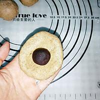 全麦夹心华夫饼(低脂酵母版)的做法图解5