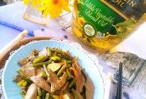 #橄享国民味 热烹更美味#,溜肝尖腰花的做法