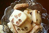 葡萄干小饼干的做法