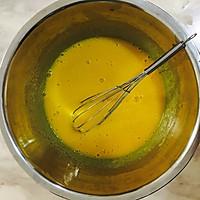 芒果牛奶戚风蛋糕的做法图解3