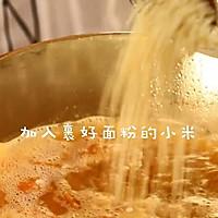 小米疙瘩汤  宝宝健康食谱的做法图解12