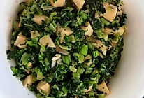 山药烩小白菜的做法