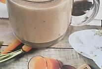香甜补脑营养美味的核桃露的做法
