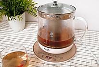 玫瑰花枸杞红枣茶的做法