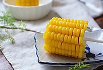 奶香玉米#美的微波炉菜谱#的做法
