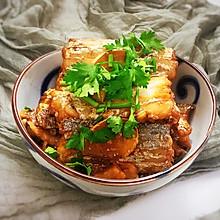 #就是红烧吃不腻!#红烧带鱼新吃法