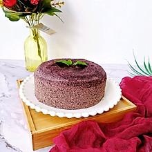 软糯香甜的黑米糕